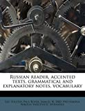 Tolstoy, Leo: Russian reader, accented texts, grammatical and explanatory notes, vocabulary