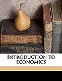 O'Hara, Frank: Introduction to economics
