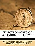 De Cleyre, Voltairine: Selected works of Voltairine de Cleyre.