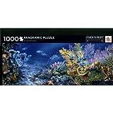 Thompson, Linda: Coral Reef: 1,000 PC Panoramic Puzzle