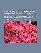 Personas del Opus Dei: Jos Mar a Pem N,…