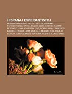 Hispanaj Esperantistoj: Fernando de Diego,…