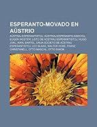 Esperanto-Movado En a Strio: A Straj…