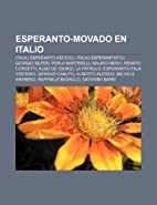 Esperanto-Movado En Italio: Italaj…
