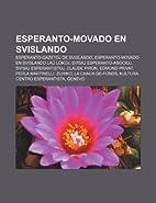 Esperanto-Movado En Svislando:…