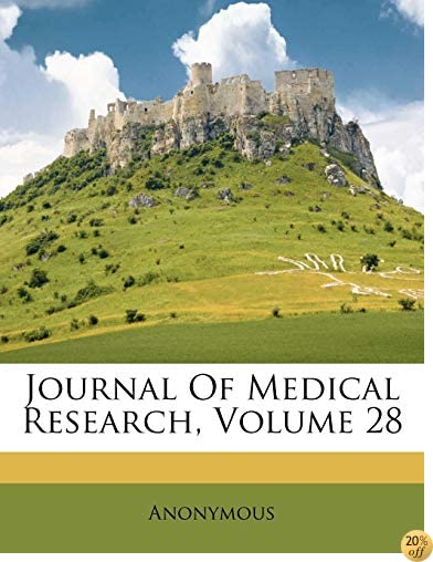 Journal Of Medical Research, Volume 28