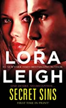 Secret Sins by Lora Leigh