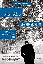 At Last by Edward St. Aubyn