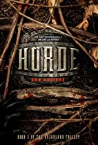 Horde (The Razorland Trilogy) by Ann Aguirre