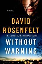 Without Warning by David Rosenfelt