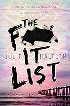 The F- It List by Julie Halpern