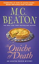 The Quiche of Death (20th anniversary…