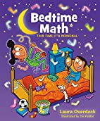 Bedtime Math: This Time It's Personal…