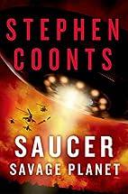 Savage Planet (Saucer, #3)