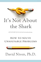 It's Not About the Shark: How to Solve…