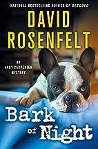 Bark of Night (An Andy Carpenter Novel) by…