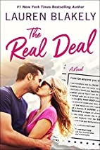 The Real Deal: A Novel by Lauren Blakely