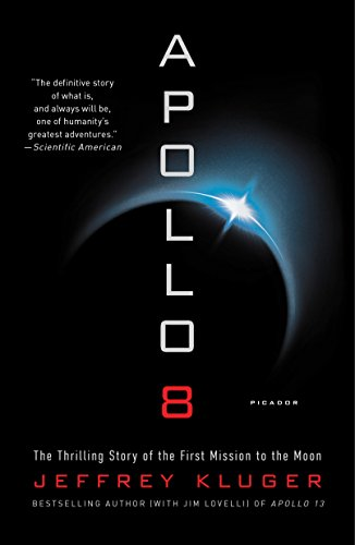 Cover of Apollo 8 by Jeffrey Kluger