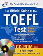 Official Guide to the TOEFL Test ( CD) by…