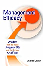 Management Efficacy: Wisdom from the Indian…