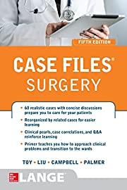 Case Files® Surgery, Fifth Edition by…