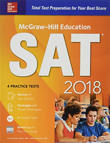 mcgraw-hill-education-sat-2018