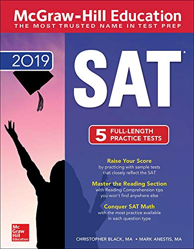 mcgraw-hill-education-sat-2019