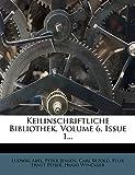 Abel, Ludwig: Keilinschriftliche Bibliothek, Volume 6, Issue 1... (German Edition)