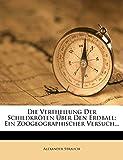 Strauch, Alexander: Die Vertheilung Der Schildkröten Über Den Erdball: Ein Zoogeographischer Versuch... (German Edition)