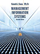 Management Information Systems by Ken J.…