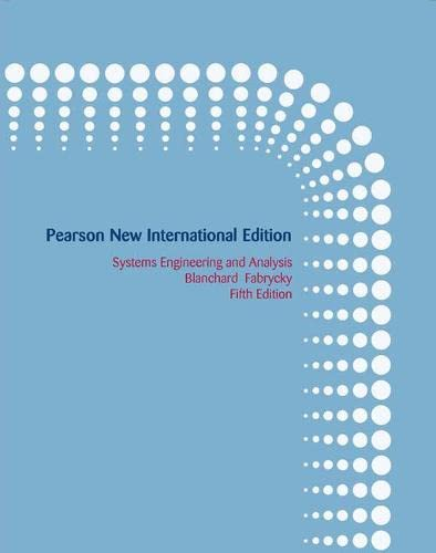 systems-engineering-and-analysis-pearson-new-international-edition