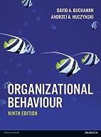 Organizational Behaviour, 9th ed. by David…