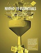 Nvivo 10 Essentials by Bengt Edhlund