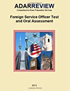 Foreign Service Officer Test (FSOT):…