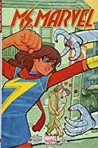 Ms. Marvel Vol. 3 by G. Willow Wilson