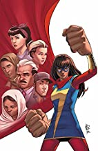 Ms. Marvel Vol. 8: Mecca by G. Willow Wilson