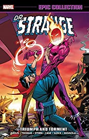 Doctor Strange Epic Collection: Triumph and…