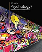 What is Psychology? : Foundations,…