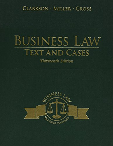 bundle-business-law-text-and-cases-13th-cengagenow-2-semester-printed-access-card