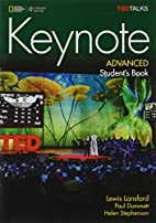 Keynote : Advanced. Student's Book by Lewis…