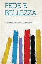 Vjera i ljepota by Niccolo Tommaseo