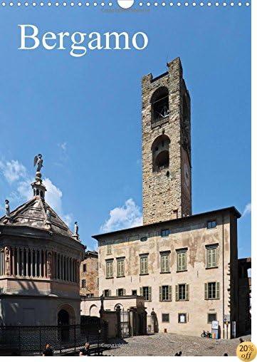 TBergamo 2016: Discover a Beautiful Italian Town (Calvendo Places)