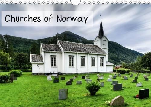 churches-of-norway-2017-special-norwegian-church-architecture-calvendo-faith
