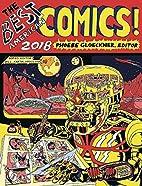 The Best American Comics 2018 (The Best…