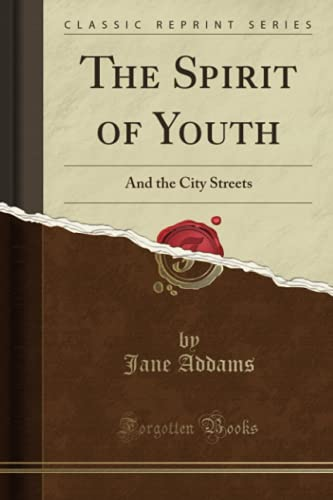 the-spirit-of-youth-and-the-city-streets-classic-reprint