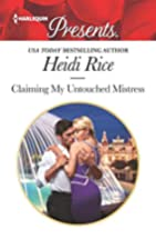 Claiming My Untouched Mistress (Harlequin…