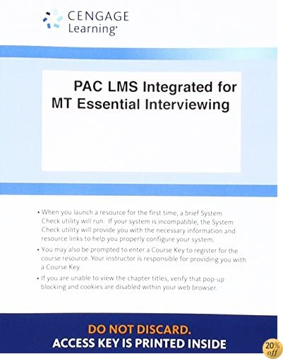 LMS Integrated for MindTap Counseling, 1 term (6 months) Printed Access Card for Evans/Hearn/Uhlemann/Ivey's Essential Interviewing: A Programmed Approach to Effective Communication, 9th