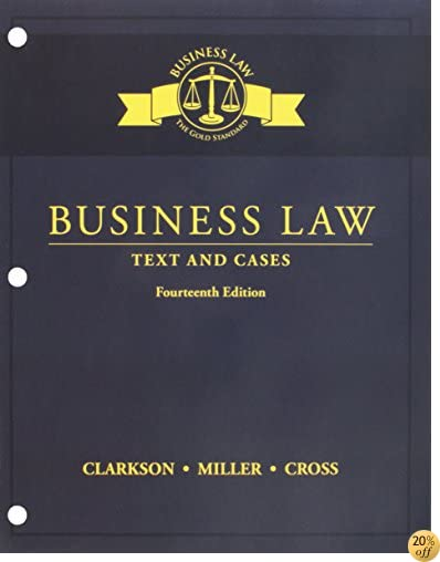 TBundle: Business Law: Text and Cases, Loose-Leaf Version, 14th + MindTap Business Law, 2 terms (12 months) Printed Access Card