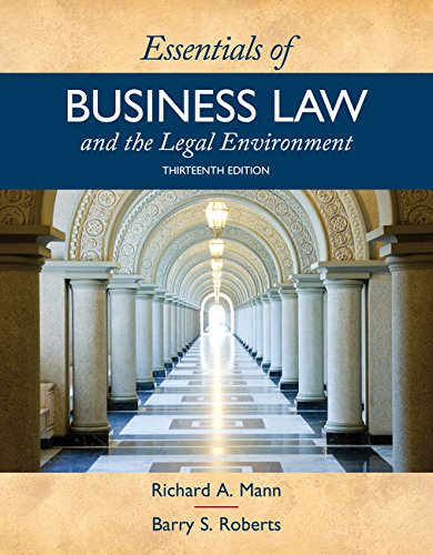 essentials-of-business-law-and-the-legal-environment-mindtap-course-list