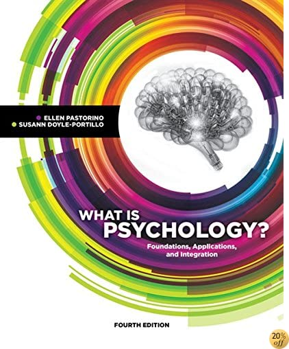What is Psychology?: Foundations, Applications, and Integration (MindTap Course List)
